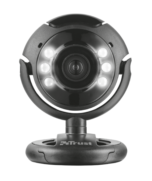 Trust Spotlight Webcam Pro Black 16428