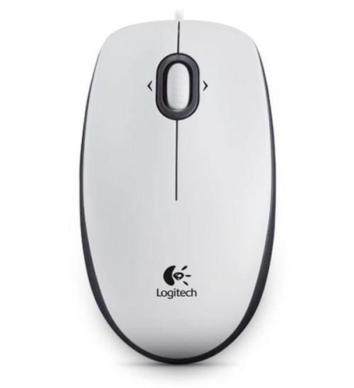 Logitech B100 Optical Combo Mouse