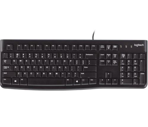 Logitech K120 International Keyboard
