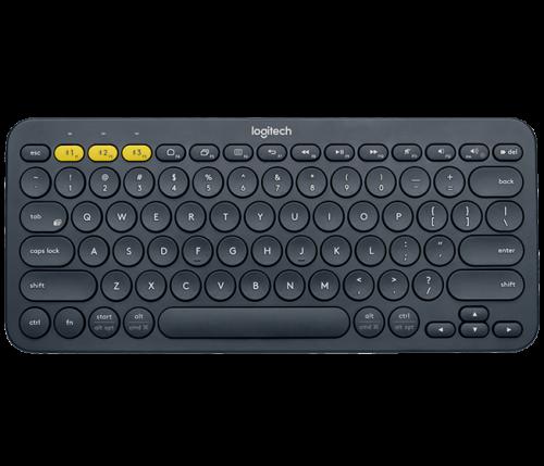 Logitechh K380 Keyboard Dark Grey