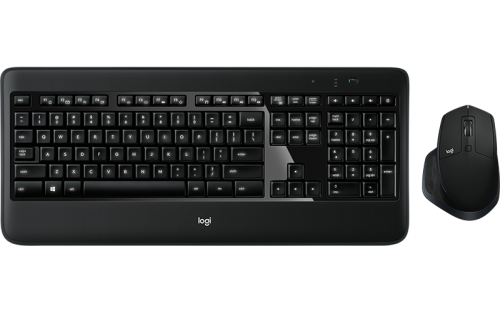Logitech MX900 Performance Keyboard and Mouse