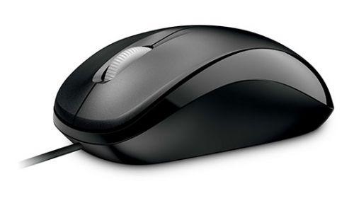 Microsoft Compact Optical Mouse Black