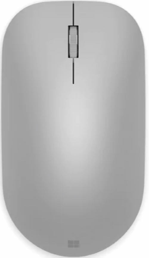 Microsoft Blutooth Modern Mouse Silver