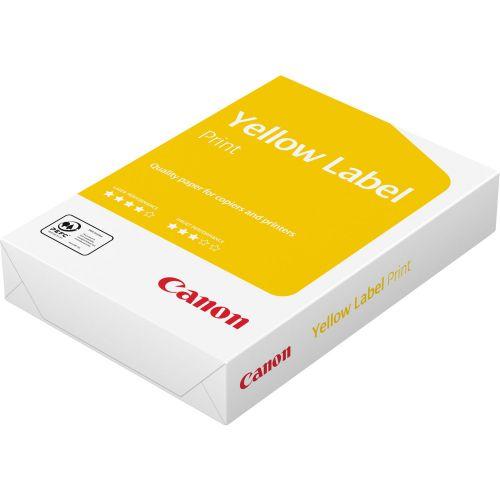 Canon Yellow Label Paper A3 80gsm White (Box 5 Reams)