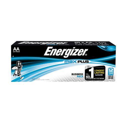 Energizer Max Plus AA PK20