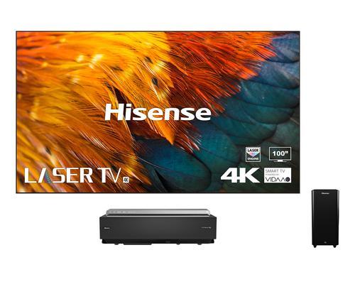 Hisense 100in 100LDA 4K Smart LED TV