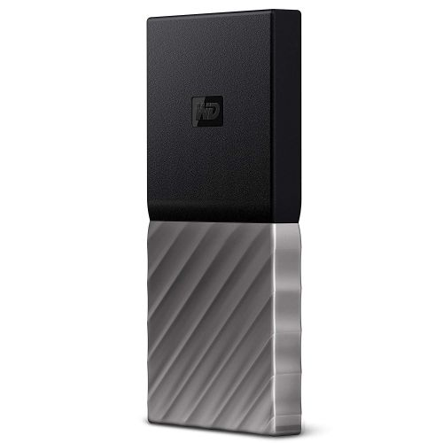 WD 256GB My Passport USB External SSD