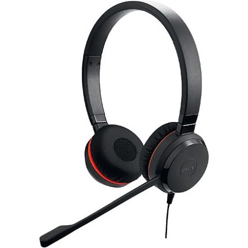 Evolve 30 Stereo NC MS Headset
