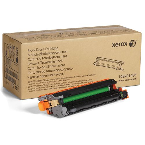 Xerox 108R01488 Black Drum 40K