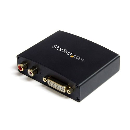 StarTech DVI to HDMI Video Converter with Audio