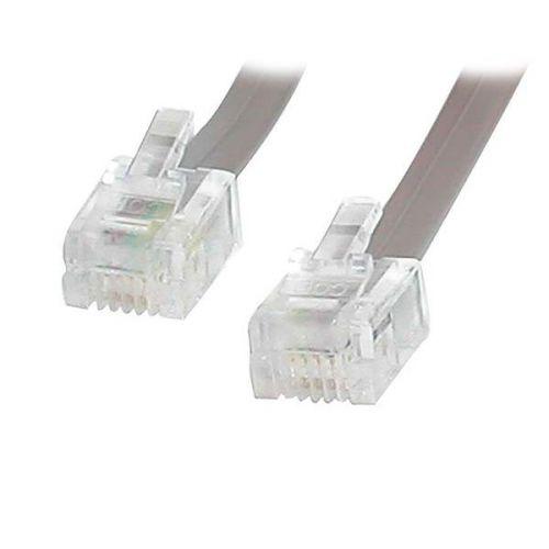 StarTech 25 ft RJ11 Telephone Modem Cable