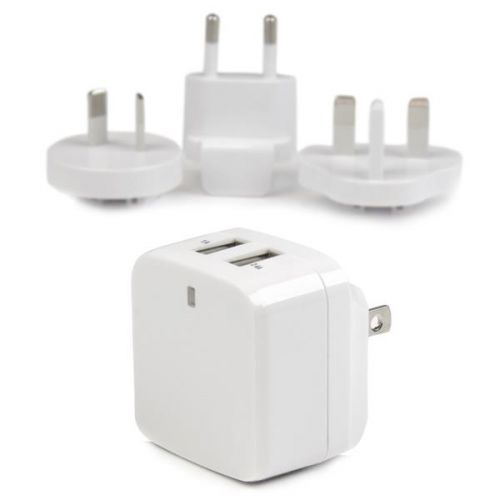 StarTech Dual Port USB Wall Charger