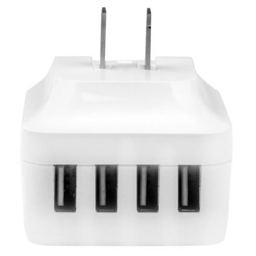 StarTech 4 Port USB Wall Charger 34W 6.8A