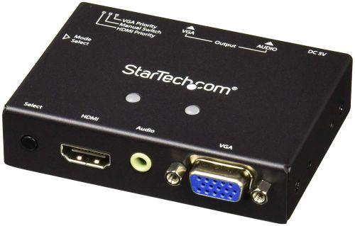 StarTech 2x1 VGA and HDMI to VGA Converter