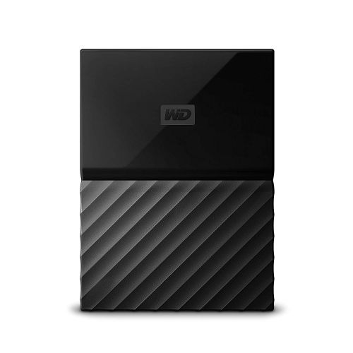 WD 2TB My Passport USB3 Black External HDD