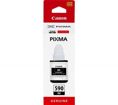 Canon 0663C001 GI490BK Black Ink Bottle