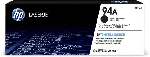 HP CF294A 94A Black Toner 1.2K