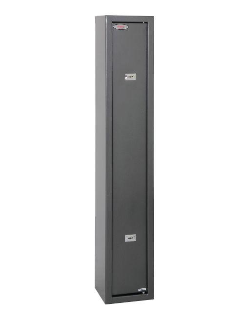 Phoenix Lacerta GS8001K 1 Gun Safe with 2 Key Locks
