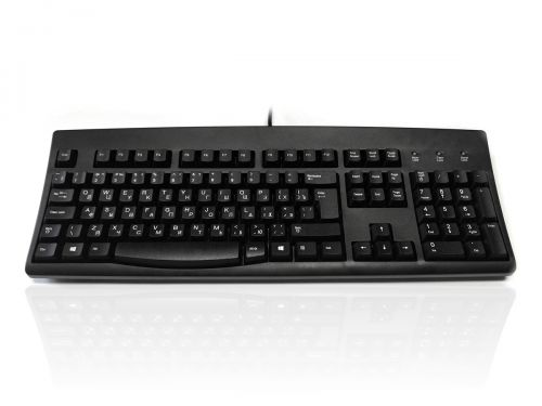 Accuratus 260 Russian Keyboard