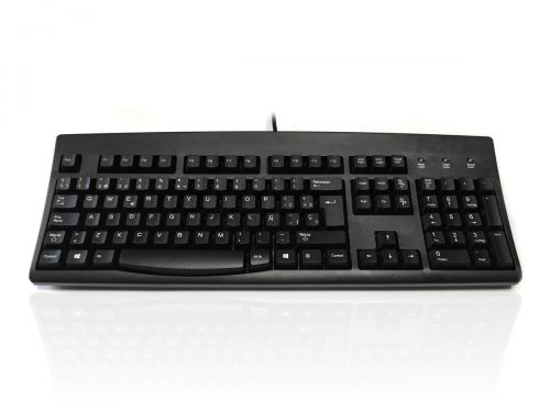 Accuratus 260 Black Spanish Keyboard