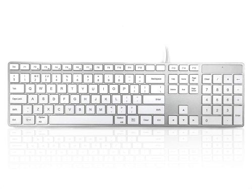 Accuratus 301 Mac USB Keyboard