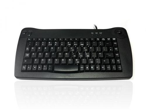 Accuratus 5010 Keyboard with Trackball