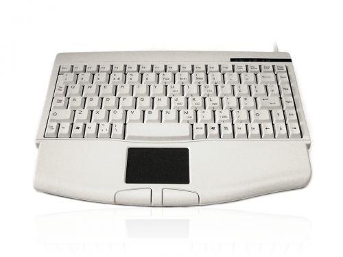 Accuratus 540 USB Mini Beige Keyboard