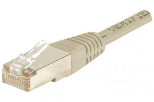 EXC Patch Cable RJ45 cat.6 F UTP Grey 2M