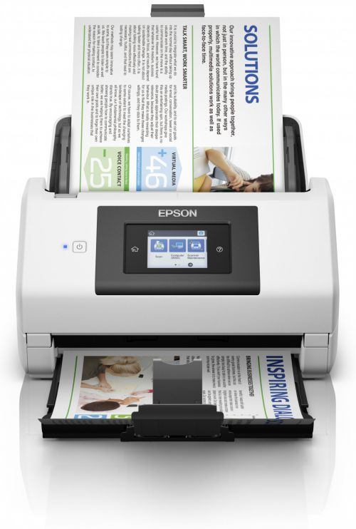 Epson WorkForce DS780N Printer