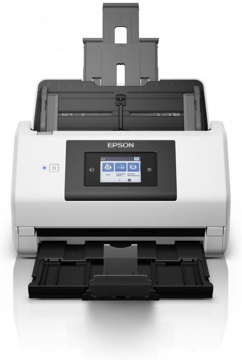 Epson WorkForce DS780N Printer