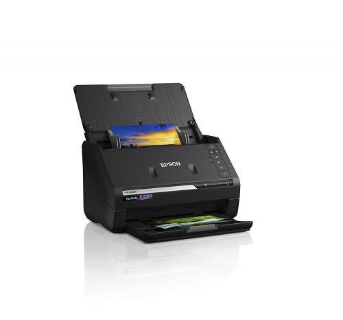 Epson FastFoto FF680W Printer