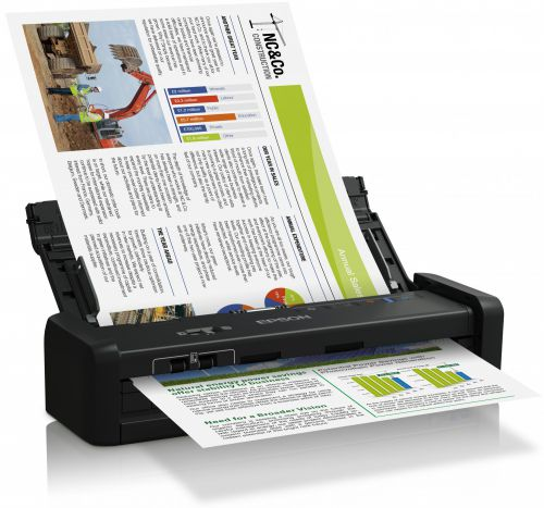Epson Workforce DS360W