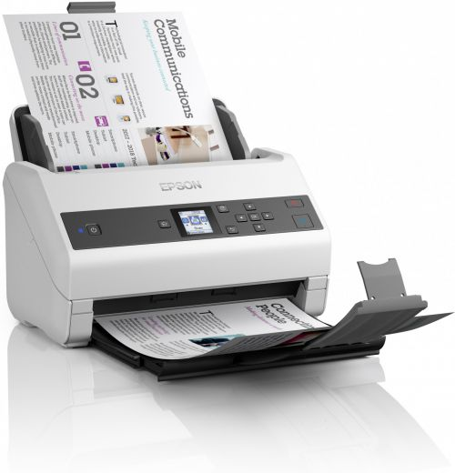Epson WorkForce DS870