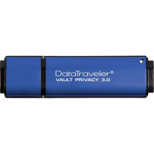 Kingston 64GB Vault Privacy Flash Drive