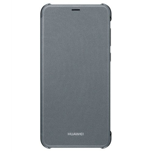 Huawei P Smart Flip Cover Black Smartphone