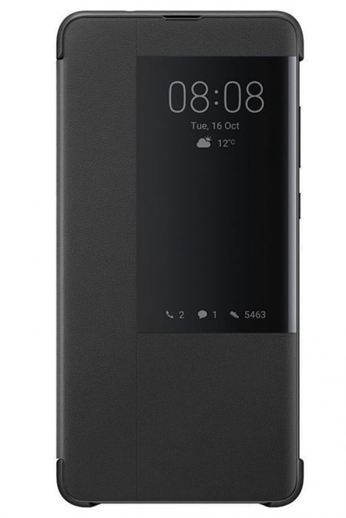 Huawei Mate20 X Flip Cover Black