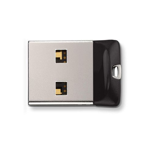 Sandisk 16GB Cruzer Fit USB2 Flash Drive