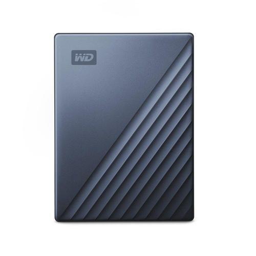 WD 2TB My Passport Ultra Blue External HDD