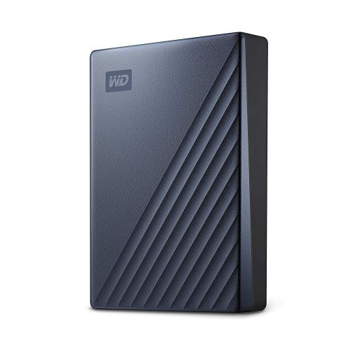 WD 4TB My Passport Ultra Blue External HDD