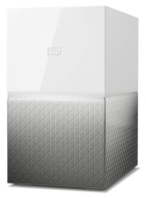 WD 4TB External My Cloud Home Duo NAS