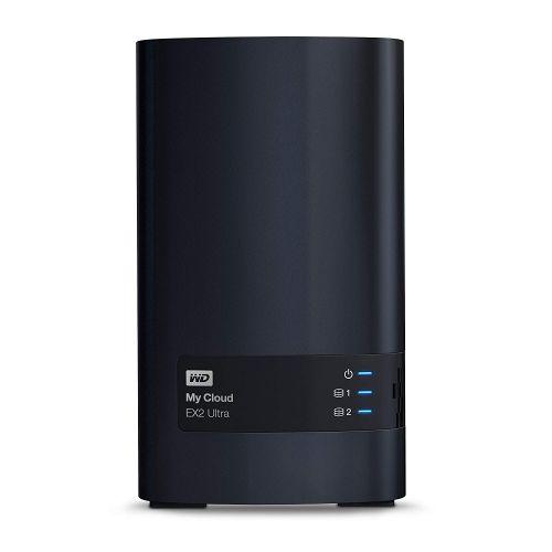 WD My Cloud EX2 Ultra 8TB Desktop External HDD