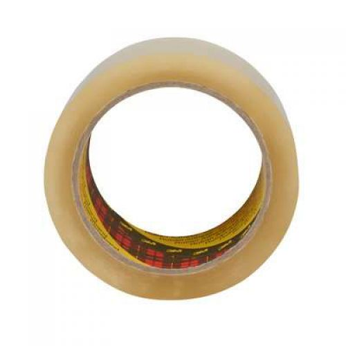 Scotch 309 Low Noise Clear Packaging Tape 48mmx60m PK6
