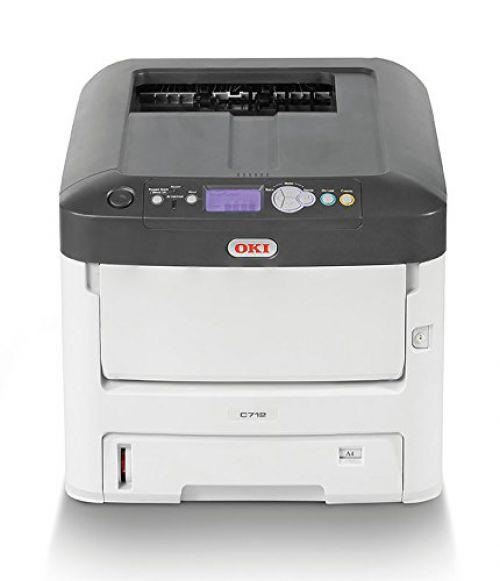 Oki C712N A4 Colour Laser Printer