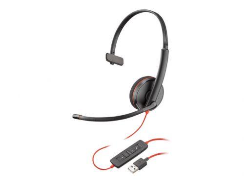 Plantronics Blackwire C3210 USB A Headset