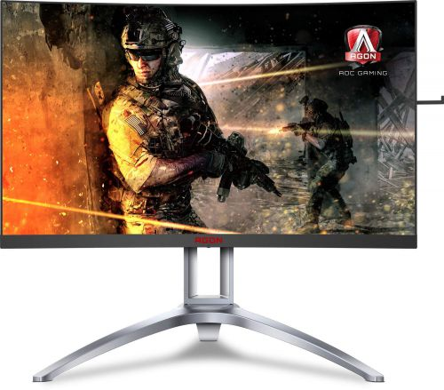 AOC AG273QCX 27in LED Curved Monitor