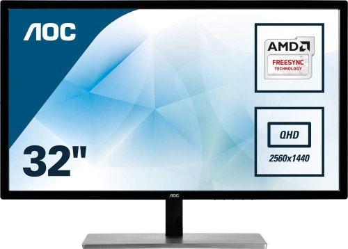 AOC Q3279VWFD8 31.5in QHD LED Monitor