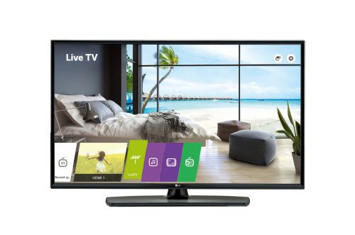LG 49UU661H 49in 4K UHD Hospitality TV