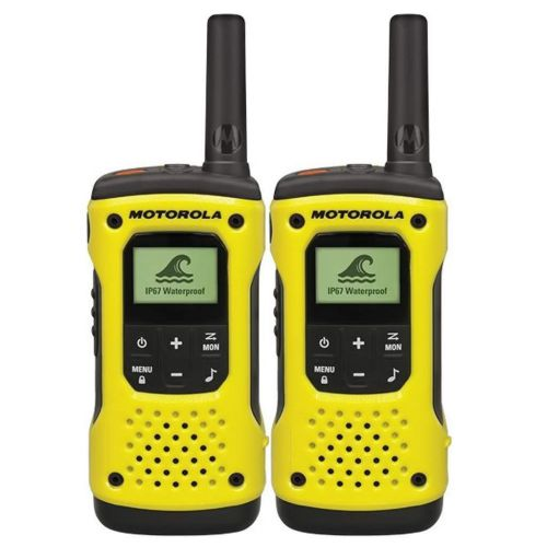 Motorola TLKR T92 H2O Walkie Talkie Twin Pack