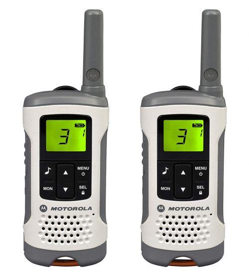 Motorola TLKR T50 2 Walkie Talkie Twin Pack