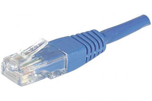 EXC Patch RJ45 Cat 6 Blue Cable